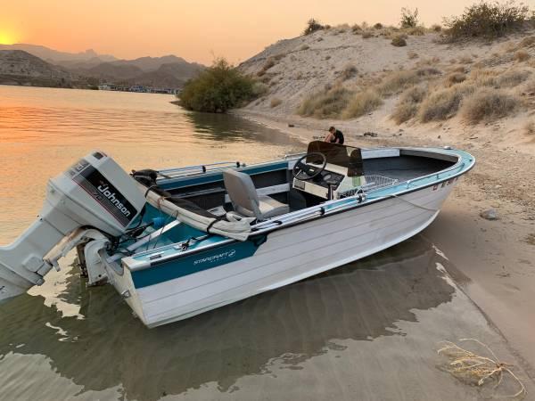 Photo Restored 16 foot Starcraft aluminum boat - $6,200 (GV)