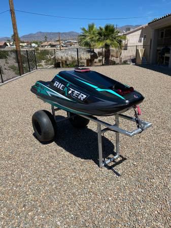 Photo Rickter Xfs hull - $3500 (Lake Havasu City)