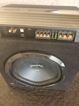 Photo SONY 1000 Watt Car system - $160 (Bullhead City)