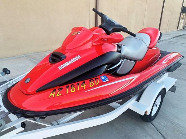 Photo Sea-Doo GTX, Near Mint, Low Hrs. Trade for Stand-UP - $3495 (Lake Havasu)