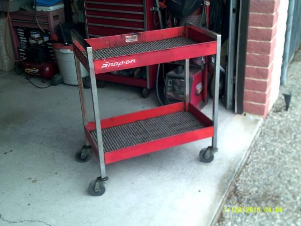 Photo Snap On Shop Cart - $60 (Bullhead City)