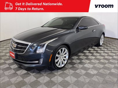 Photo Used 2015 Cadillac ATS Luxury for sale