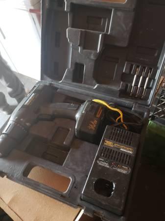 Photo Used Ryobi tools , 1 craftsman drill - $20 (willow valley)