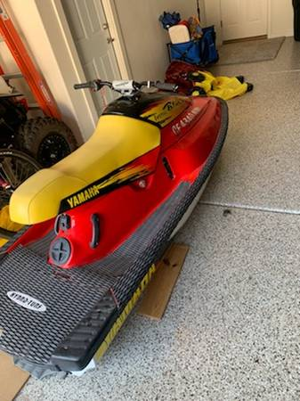 Photo Very Rare 1996 Yamaha Wave Blaster - $5500 (Parker AZ)