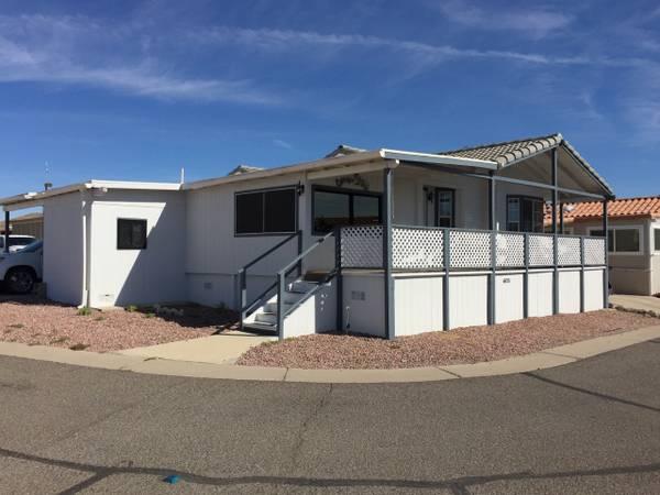 Photo Views Modern Triplewide Park-model House (Lo costLo maint) (Bullhead City)