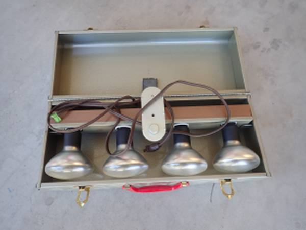 Photo Vintage Portable Photography Light - BRIGHT Logan Electric Specialty - $29 (Fountain Hills)