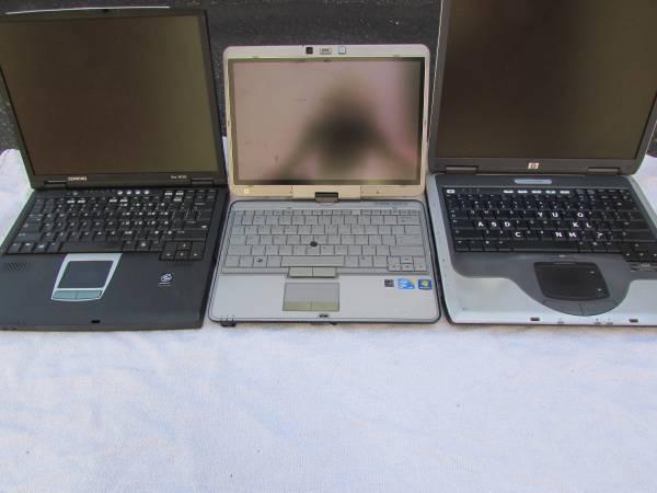 Photo laptop computers for parts or repair - $15 (kingman)