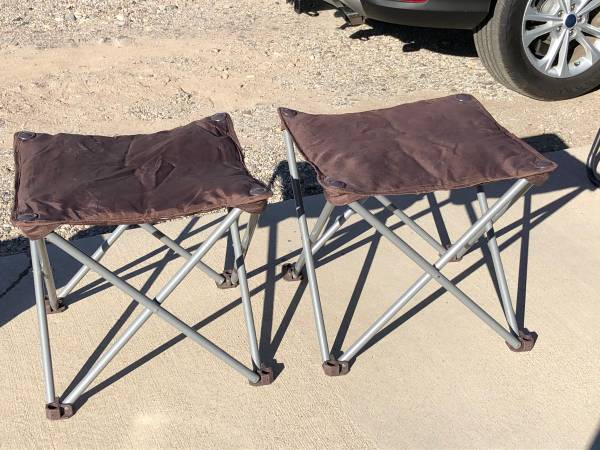 Photo portable foot stool,(foot rest) great for rv - $20 (Bullhead City)