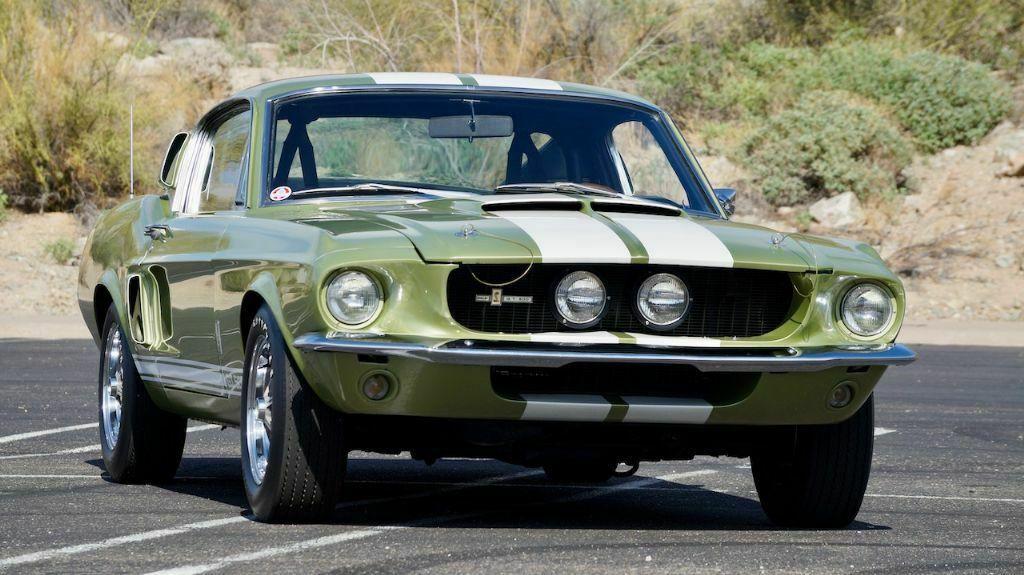 Photo 1967 Ford Mustang Shelby GT500