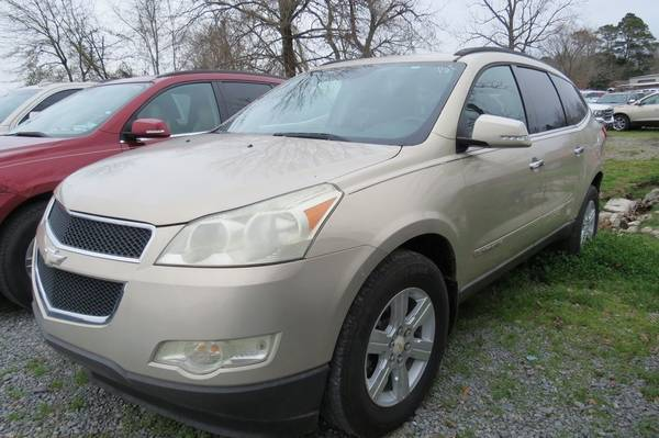 Photo 2009 Chevrolet Traverse LT - $6,500 (Monroe, LA)