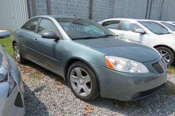 Photo 2009 Pontiac G6 - $4,900 (Monroe, LA)