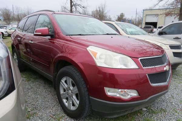 Photo 2011 Chevrolet Traverse - $7,700 (Monroe, LA)