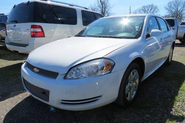 Photo 2013 Chevrolet Impala LT - $5,500 (Monroe, LA)