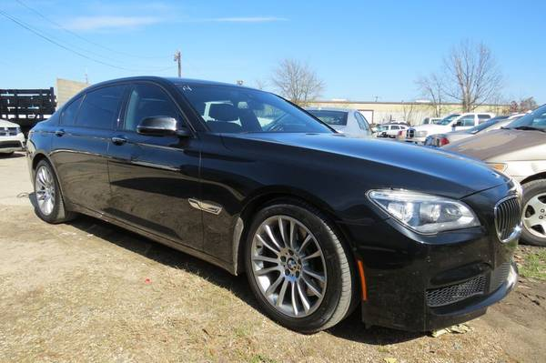 Photo 2014 BMW 750 Li - $25,900 (Monroe, LA)