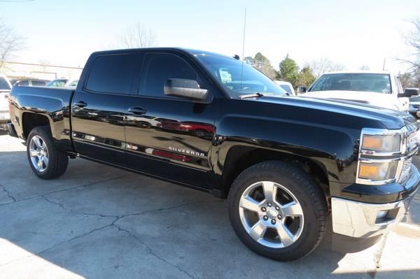 Photo 2014 Chevrolet Silverado LT Crew - $22,900 (Monroe, LA)