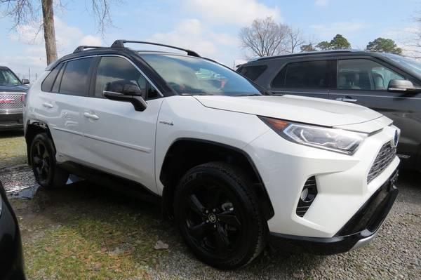 Photo 2020 Toyota RAV4 XSE Hybrid - $34,500 (Monroe, LA)
