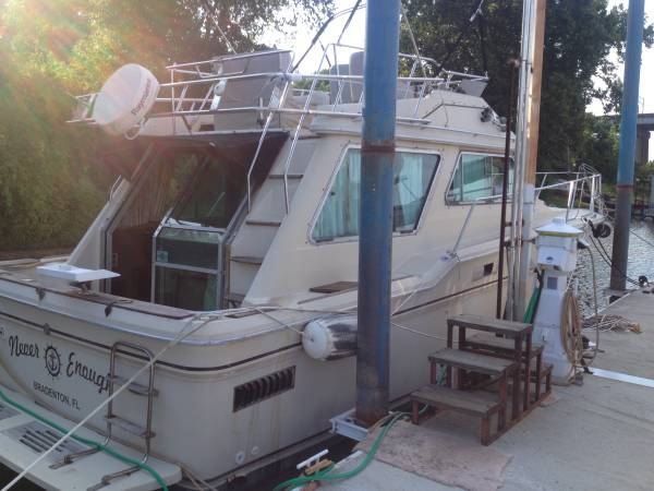 Photo 35395 Sea Ray Live-aboard yacht for sale or rent (West Monroe, La.)