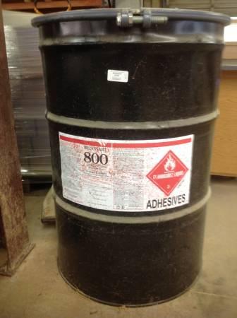 Photo Contact Adhesive (55 gallon Drum - $500 (West Monroe)