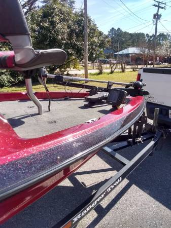 Photo For Sale--1995 Ranger FishSki - $7500 (Crossett,AR)