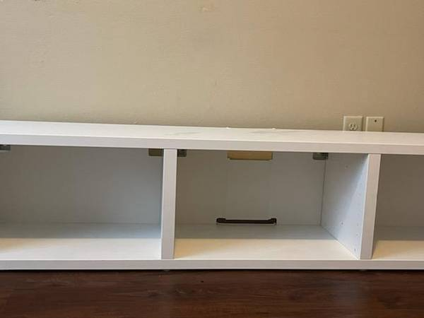 Photo IKEA media center table for TV, Game Consoles, DVD players, etc. - $75 (Ruston)