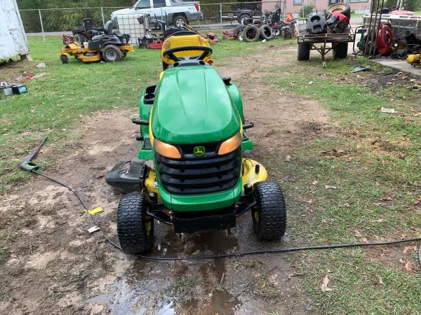 Photo John Deere X300 X304 X320 X340 X360 X500 X530 Lawn Mower Hood - $500 (West Monroe LA)