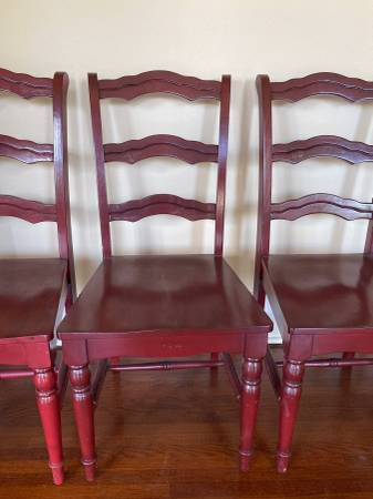 Photo NEW NEW 6 Brand New Kitchen Dining Room Chairs - Pier 1 - $400 - $400 (Ruston)