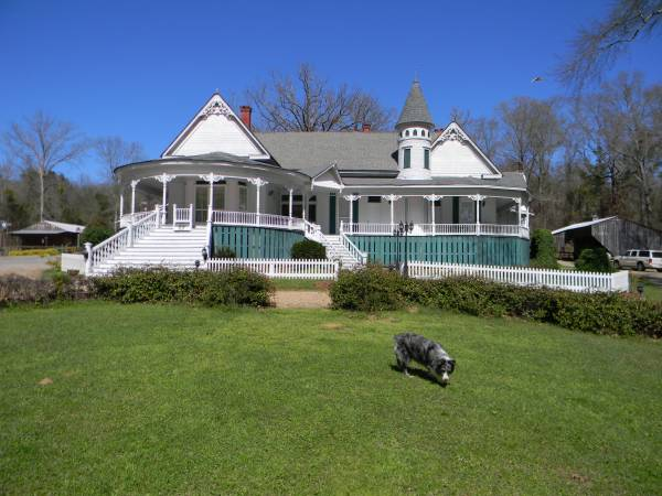 Photo Use as Bed and Breakfast or your home or both (Farmerville Louisiana)