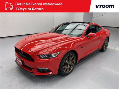 Photo Used 2017 Ford Mustang GT Premium for sale