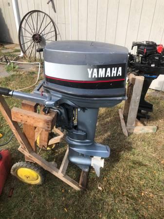 Photo 1986 Yamaha 25 hp outboard - $2,000 (Monroe)