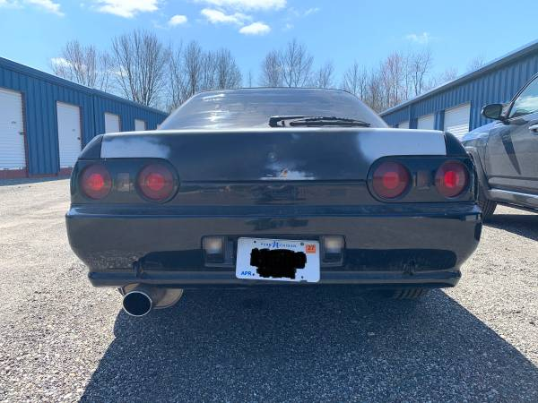 Photo 1991 Nissan Skyline GTS-T street legal - $13850 (Ypsilanti)