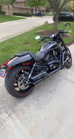 Photo 2013 Harley Davidson V-Rod Night Rod Special - $9,900 (Woodhaven)