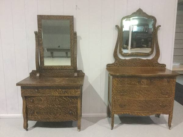 Photo 2 Antique Dressers - $75 (Newport)