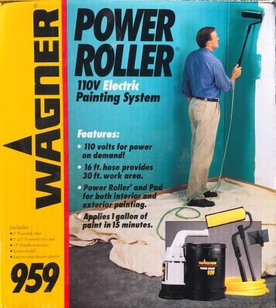 Photo Electric Power Roller - $25 (Monroe)