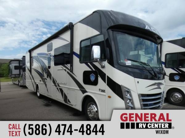 Photo Motor Home Class A 2022 Thor Motor Coach ACE 32.3 - $150,338 (Detroit, MI (Wayne County))