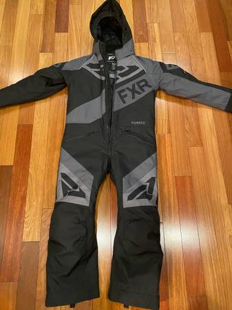 Photo One piece kids snowmobile suit - $75 (Maumee)