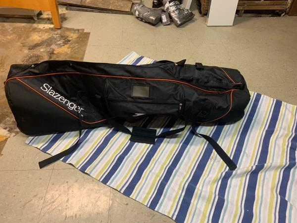 Photo Slazenger Golf Travel Bag - $30 (FerndaleDetroit)