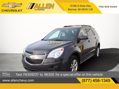 Photo Used 2015 Chevrolet Equinox AWD LT w 1LT for sale