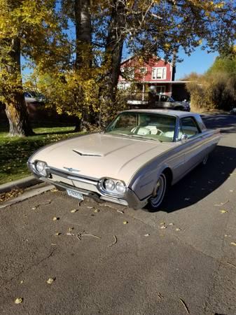 Photo 1961 Ford T Bird - $25,000 (Butte)