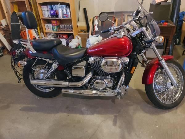 Photo 2007 Honda Shadow 750 Spirit - $2,500 (Billings)