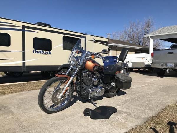 Photo 2008 Harley Davidson XL1200C Sportster 105th Anniversary - $6,000 (GREAT FALLS)