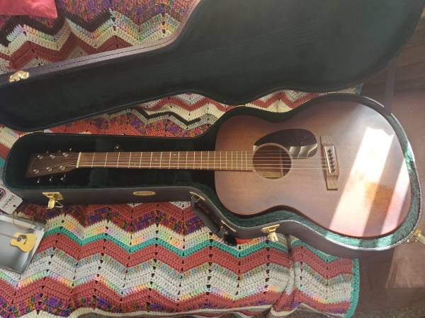 Photo 2019 Martin 000-15m (Mahogany) Acoustic Guitar - $1,000 (Rapid City)