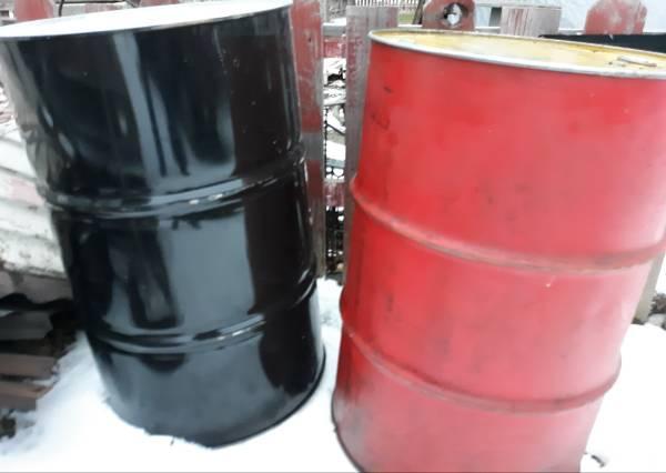 Photo Burn barrels, Smokers,Storage Etc - $15 (billings)