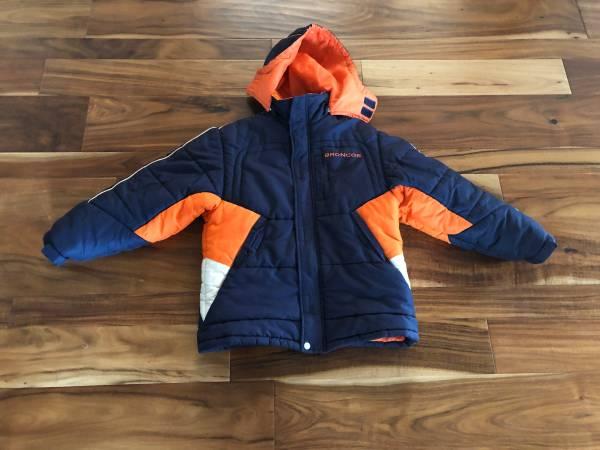 Photo Denver Broncos Coat- Youth M - $75 (Rapid City)