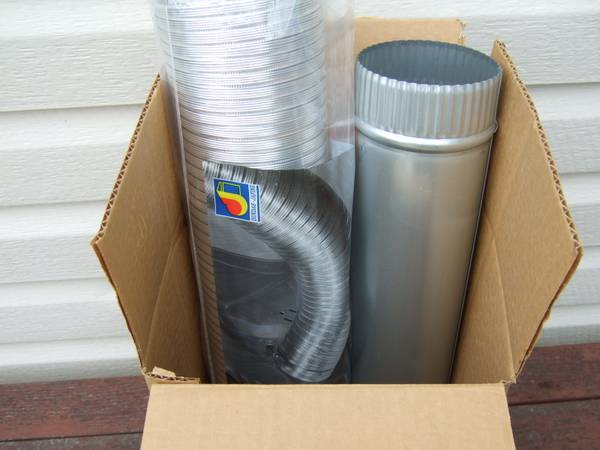 Photo Dryer exhaust kit by Whirlpool - $10 (Rapid City, SD)
