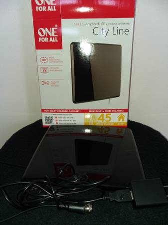 Photo One for all free channels tv antenna. - $20 (Carter)