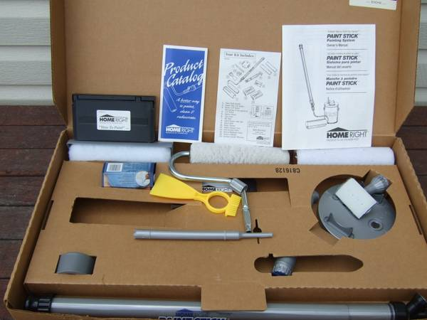 Photo PAINT STICK Roller Painting System - $12 (Rapid City, SD)