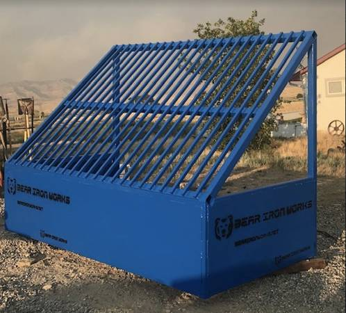 Photo Rock Screen  Dirt Sifter  Grizzly - $3,300 (Grand Junction)