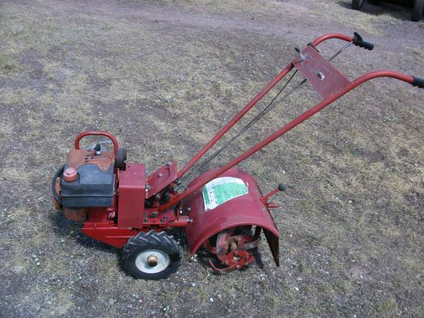 Troy Bilt Tiller 250 York Garden Items For Sale Montana