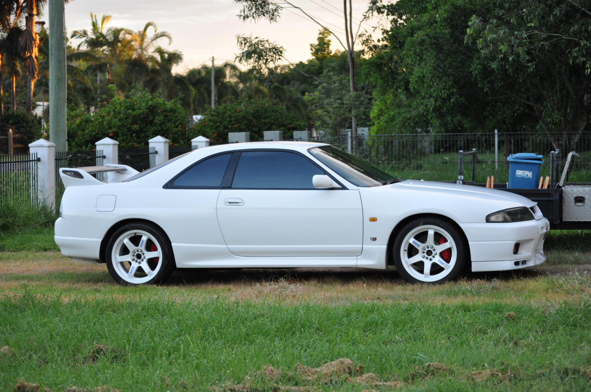 Photo 1995 Nissan Skyline GT-R