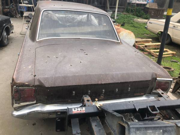 Photo 1967 Dodge Dart - $5